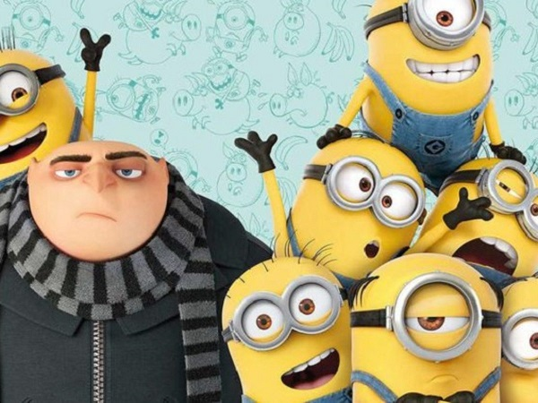 The Rise of Gru